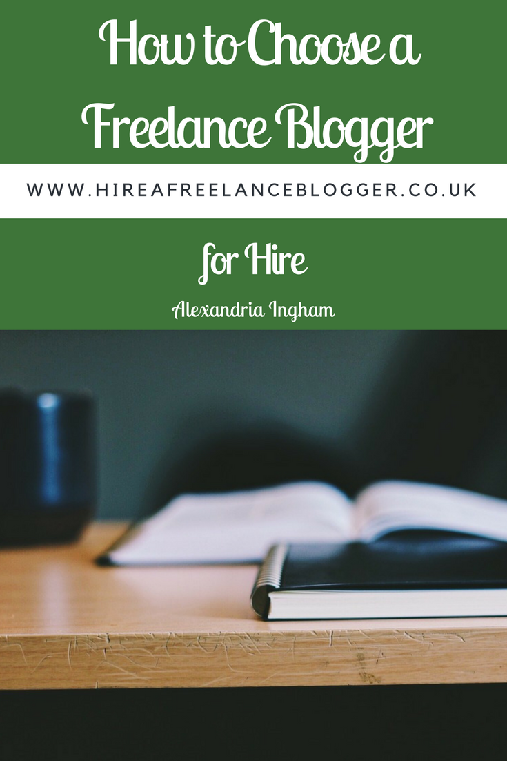 Freelance Blogger for Hire Tips