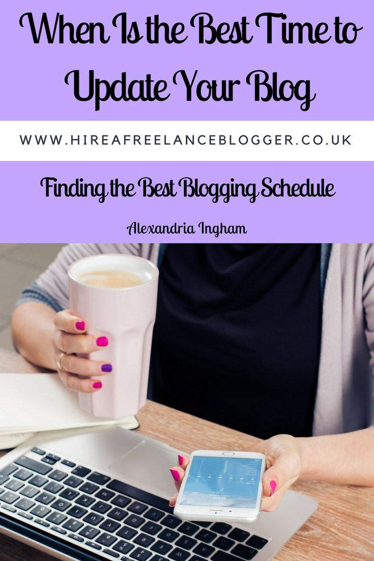 When to Update Your Blog