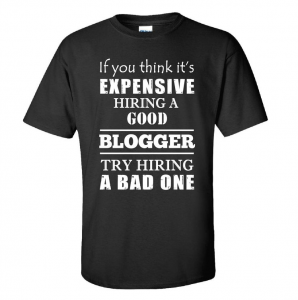 Expensive hiring freelance bloggers