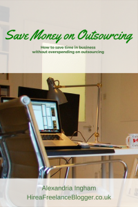 saving money on outsourcing for business