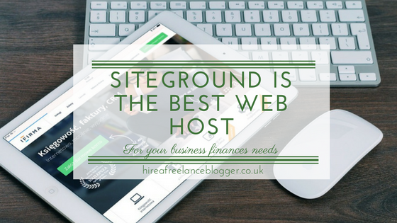 Why SiteGround Is the Best Web Host for Your Financial Needs