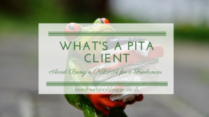 Who are PITA clients