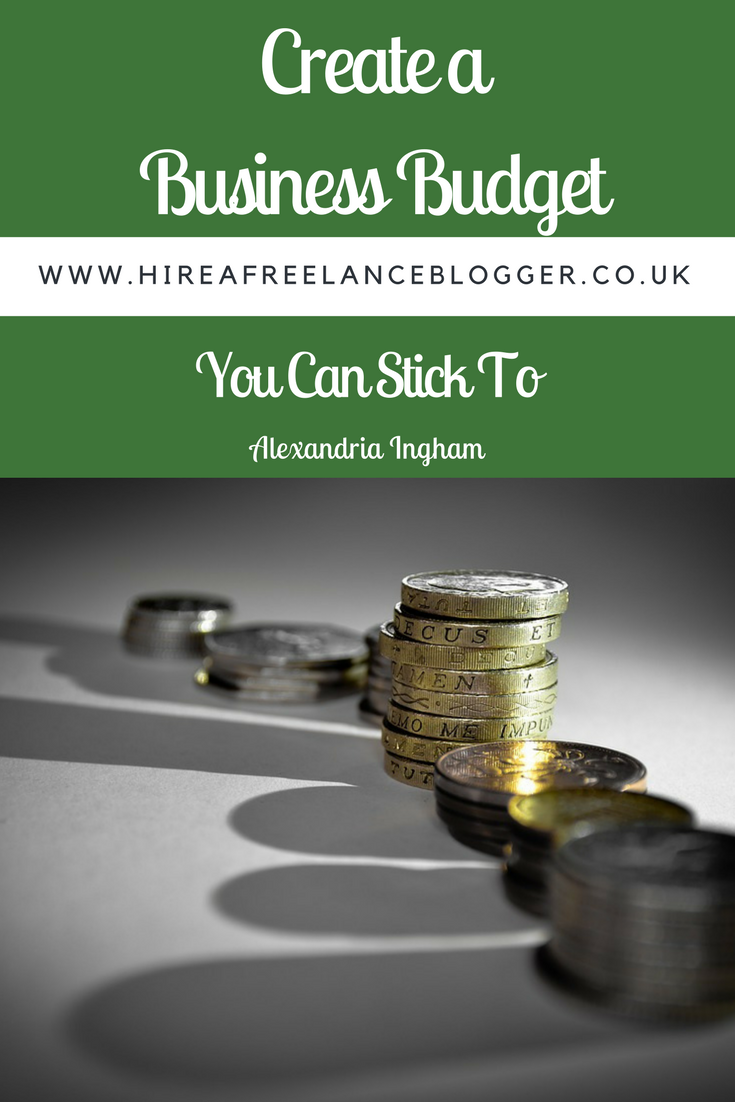 Tips for a Business Budget You Can Stick To!