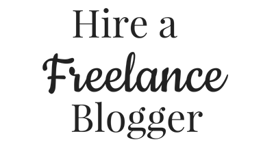 Hire a Freelance Blogger