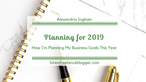 New play to plan your business