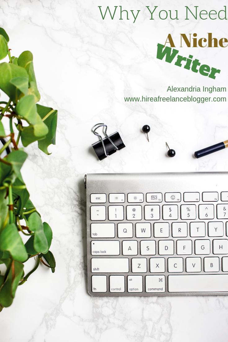 Why hire a niche blogger